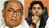 Jyotiraditya Scindia left Congress despite getting so much from it: Digvijaya Singh