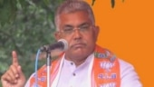 WB: Will payback with interest, says BJP's Dilip Ghosh on party workers' arrest for celebrating bhoomi pujan
