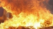 UP couple burnt alive in suspected honour killing