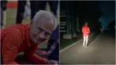 Man runs 62.4 km to celebrate his 62nd birthday. Viral video inspires Twitter
