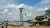 Electrical breakdown in Guwahati ropeway after two days of launch