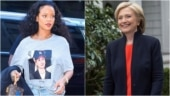 Remember Rihanna's Hillary Clinton shirt from 2016? US Senator hasn't forgotten either