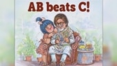 Amitabh Bachchan gets homecoming gift from Amul for defeating coronavirus. Don't miss his reaction