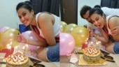 Kamya Punjabi's husband Shalabh Dang flies down to Mumbai for her birthday: The real queen of my castle