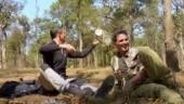 Into The Wild With Bear Grylls new promo: Akshay Kumar drinks elephant-poop tea