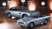 Always wanted to have an Aston Martin DB5? Here is your chance