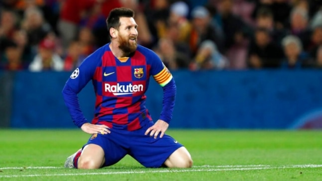 Barcelona want to rebuild around Lionel Messi, says technical director Ramon Planes - India Today