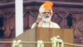 PM Modi's address to nation from Red Fort on Independence Day: Highlights