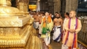 Work on replica of Lord Balaji shrine in PM's constituency to begin after Covid-19 situation is normal