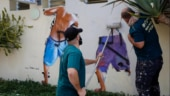 Israel: Tel Aviv erases 'Peeping Toms' beach mural after suspected gang rape