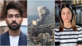 Beirut explosion: Nakuul Mehta, Hina Khan and other TV celebs pray for victims and their families