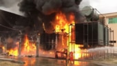 Fire breaks out at Noida power station, several fire tenders at spot