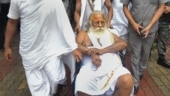 Ram Mandir trust chief Nritya Gopal Das tests coronavirus positive week after bhoomi pujan