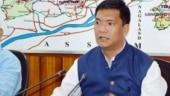 Arunachal CM Pema Khandu urges people to adapt to new normalto defeat Covid
