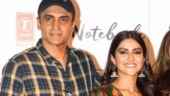 Pranutan Bahl shares throwback pics on papa Mohnish Bahl's birthday: Always looking up to you