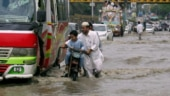 Torrential rains claim 18 lives in Karachi