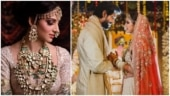 What Rana Daggubati and Miheeka Bajaj wore on wedding day