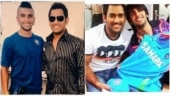 Ranveer Singh shares old photos with MS Dhoni, pens emotional note: My hero forever