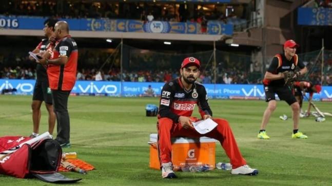 Virat Kohli flaunts new kit as RCB skipper gears up for IPL 2020