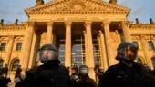 Coronavirus protest: German govt condemns 'unacceptable' attempt to storm Reichstag