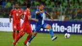 Coach said India needs a big striker, and I think I fit the bill: Footballer Robin Singh