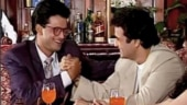 Rohit Roy shares throwback pic with Manoj Bajpayee from Swabhimaan: Ye dosti hum nahi todenge