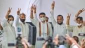 Rajasthan: Sachin Pilot meets Ashok Gehlot, handshake signals his return