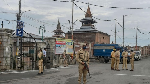 Article 370 abrogation: Curfew in Srinagar as J&K completes one year as Union Territory
