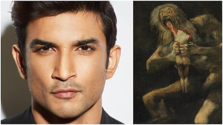 Saturn Devouring His Son: The Goya painting that changed Sushant ...