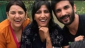 Sushant Singh Rajput celebrates birthday with family in Panchkula: Videos from January 2020