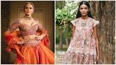 Designers Tarun Tahiliani and Rahul Mishra presented their latest collections with digital fashion shows. (Photos: Left:Tarun Tahiliani, Right: Rahul Mishra)