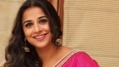 Vidya Balan on being thrown out of films: I went to bed crying