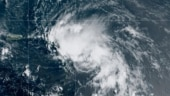 2 storms pose possible double threat to US Gulf Coast