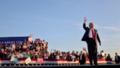 Trump knocks protesters against racial injustice during New Hampshire rally