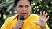 Worried about PM Modi: Uma Bharti to stay away from Ayodhya event due to coronavirus pandemic