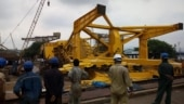 11 killed in Visakhapatnam after massive crane crashes at Hindustan Shipyard