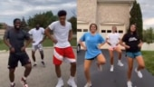 Canadian men nail duet with Indian girls on Wakhra Swag. Twitter loves the viral video