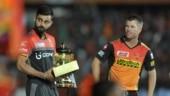 IPL 2020 Dream11 Predictions for RCB vs SRH Match 3: Captain, vice-captain and best picks