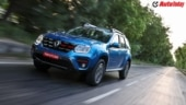 Renault Duster Turbo first drive review: SUV gets a powerful turbocharged petrol engine