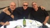 Jab Anupam Kher met Robert De Niro and Harvey Keitel: Story behind the priceless pic