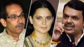 Uddhav Thackeray snipes, Devendra Fadnavis defends as political war breaks out over Kangana Ranaut