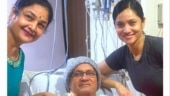 Ankita Lokhande posts heartfelt note: Get well soon and come home, Paa