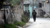 Encounter underway between security forces, terrorists in Pulwama; 2 soldiers injured in gunfight