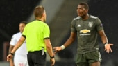 Manchester United midfielder Paul Pogba back in training but doubtful for opener against Crystal Palace