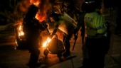 9 dead in protests in Colombian capital against police brutality