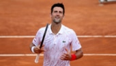 Novak Djokovic welcomes decision of hosting fans at Italian Open 2020