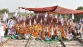 'Rail roko' agitation over farm bills continues in Punjab, protest extended till Oct 2