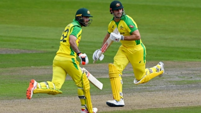 Glenn Maxwell and Mitchell Marsh shine as Australia beat England by 19 runs in 1st ODI