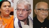 Babri mosque demolition case verdict on Sept 30; LK Advani among 32 accused asked to be present