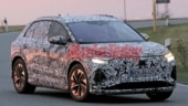 Audi Q4 e-tron production version caught in fresh spy shots